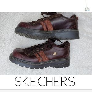 Skechers  creeper Oxford shoes 8